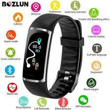 2020 Bozlun C6T <b>Smart Bracelet Body Temperature</b> Measurement ...
