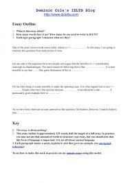 ieltsmaterial com ielts writing band essay topic     IELTS Simon