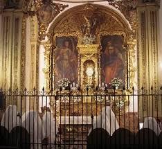 Resultado de imagen para adoracion perpetua capilla