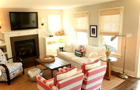 furniture placement ideas living room fireplace arranging furniture small living