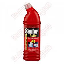 <b>Чистящее средство Sanfor Activ</b> Антиржавчина 500мл - Бытовая ...