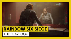 <b>Tom Clancy's Rainbow Six</b> Siege - The Playbook - YouTube