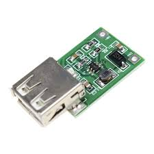 <b>5Pcs DC-DC 0.9V-5V To</b> 5V 600MA Step Up Booster USB Mobile ...