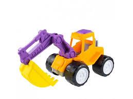 <b>Игрушка Fancy Baby Трактор</b> с ковшом купить в детском ...