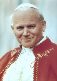Desde esta mañana Juan Pablo II se encuentra en la nómina de quienes la Iglesia ha elevado a los altares; para mí, como para tantísimos cristianos, ... - papa_juan_pablo_II_jpg