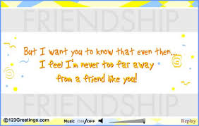 For Your Long Distance Friend. Free I'm Always Here for You eCards ... via Relatably.com