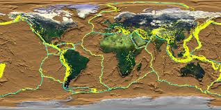 Image result for earthquakes on all continents