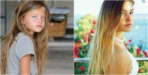 Resultado de imagem para Criança mais bonita do mundo cresceu e a beleza persiste