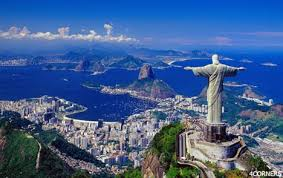 Image result for caricature of a Jesus in rio de janeiro