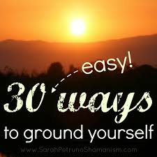 Image result for grounding yourself