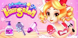 <b>Magical Hair</b> Salon: Girl Makeover - Apps on Google Play
