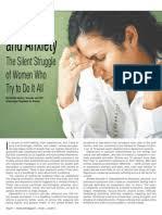Anhedonia and anxiety underlying depressive symptomatology ...