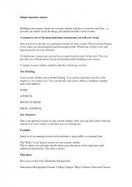 sample resume for education  seangarrette co  resume education section example    sample resume for education