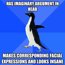 Socially Awkward Penguin memes | quickmeme via Relatably.com