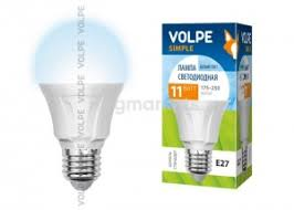 <b>Лампа VOLPE E27</b> 4500K в Чебоксарах 🥇