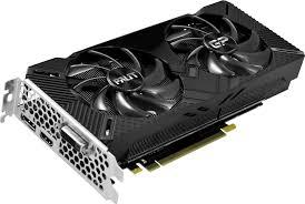 Обзор <b>видеокарты Palit GeForce RTX</b> 2060 GamingPro (6 ГБ)
