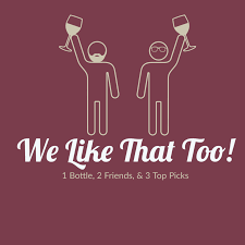 The We Like That Too! Podcast