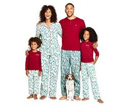 <b>Family Christmas Pajamas</b> & <b>Matching Family Pajamas</b> | Lands' End