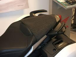 Honda <b>VFR 1200 F</b> 2010-2016 MotoK Seat Cover Anti-Slip New ...