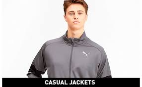 Men's <b>Jackets</b> + Outerwear | PUMA