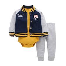 <b>2019 spring</b> autumn baby <b>BOY</b> GIRL CLOTHES <b>SET</b> long sleeve o ...