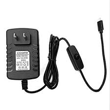 5V 3A Micro USB Power Supply Charger Adapter On ... - Amazon.com