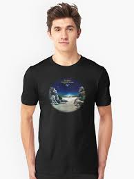 """""""<b>Yes</b> - <b>Tales</b> From Topographic Oceans"""" T-shirt by Garblesnatcher ..."""