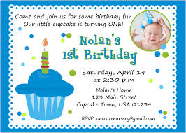 st birthday invitation wording for baby boy in wedding first birthday invitation wording 1st message