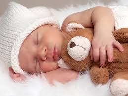 Seu bebê não dorme bem!?! Tire suas dúvidas.