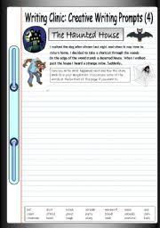 best images of worksheets descriptive writing prompts  best images of worksheets descriptive writing prompts ESL Printables