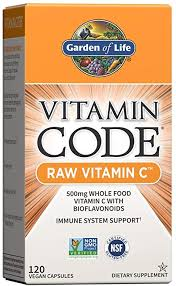 Garden of Life Vitamin C - Vitamin Code Raw C ... - Amazon.com