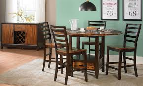 Tall Dining Room Table And Chairs Dining Room Counter Height Dinette Sets Counter Height Dining