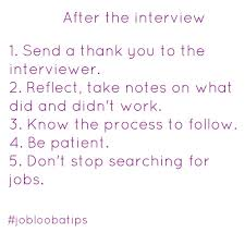 have an interview coming up our top tips joblooba blog duringint afterint