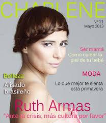 Ruth Armas - Portada-mayo-2013.-BR