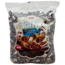 <b>Жевательные конфеты</b> Toffix Elvan со вкусом кофе, 1 кг.