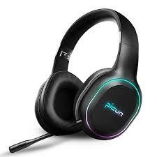 <b>P80S</b> bluetooth 4.1 <b>Gaming Headset</b> LED Lighting Noise Cancelling ...