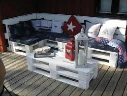 patio furniture from pallets. pallet sofa and table patio furniture from pallets