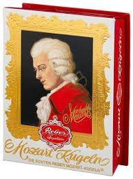 <b>Набор конфет</b> Reber <b>Mozart</b> Kugeln 120 г — купить по выгодной ...