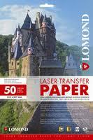 <b>Lomond</b> 0807420 - <b>Термотрансферная бумага</b> для лазерной ...