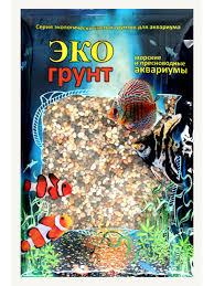 Цена на <b>Галька реликтовая Эко</b> грунт №1 2-5mm 3.5kg г-0328