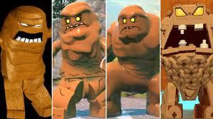 <b>Evolution</b> of Clayface in <b>LEGO</b> Videogames - YouTube