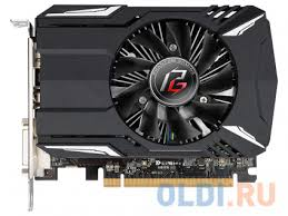 <b>Видеокарта ASRock</b> Phantom Gaming <b>Radeon</b> RX560 4G 4Gb ...
