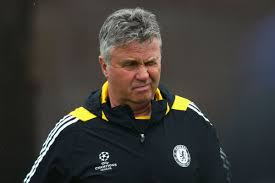 deportes  chelsea s diego costa could show petulant side once again says guus hiddink