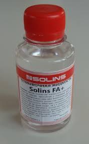 <b>SOLINS</b> FA+ 100мл, универсальная <b>отмывочная жидкость</b>