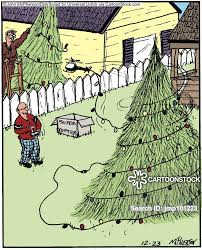 <b>Christmas Trees Cartoons</b> and Comics - funny pictures from ...