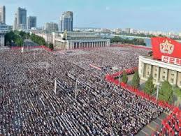 3.5 milyon Kuzey Koreli orduya katılmaya gönüllü oldu
