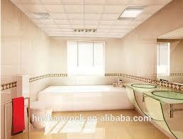 sagging tin ceiling tiles bathroom: inche  quot bathroom pvc suspended ceiling tiles