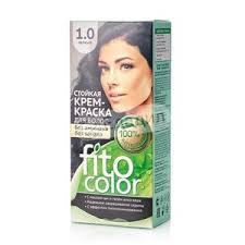 Стойкая крем-<b>краска для волос ФИТОкосметик</b> FitoColor. Цены в ...