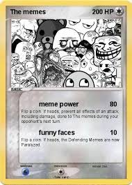 Pokémon The memes - meme power - My Pokemon Card via Relatably.com