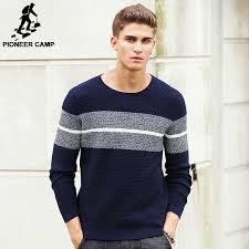Pioneer Camp <b>leather</b> jacket <b>autumn</b> winter <b>men</b> windbreaker ...